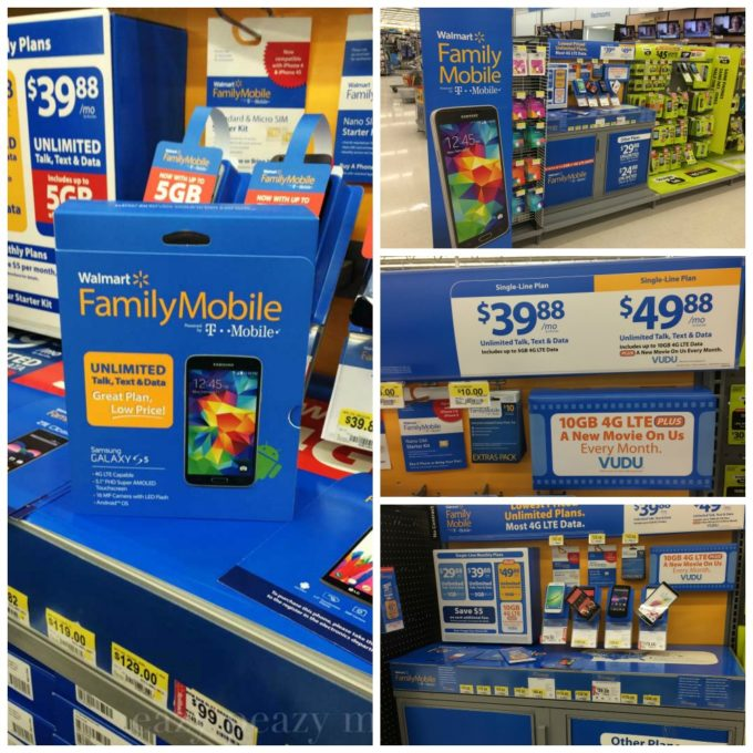 Walmart Family Mobile Aisle