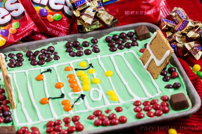 fottball-field-cookie