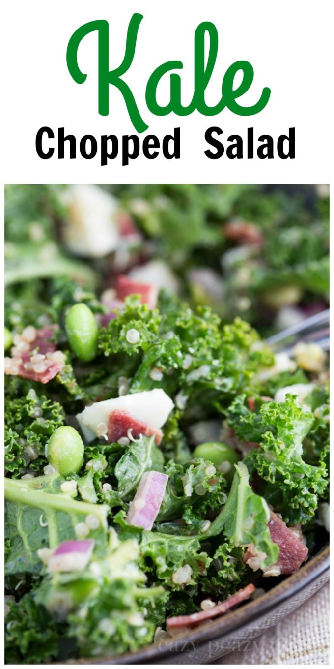 Kale Chopped Salad HERO