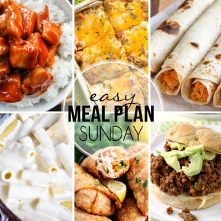 Easy Meal Plan #34