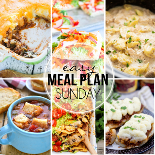 Easy Meal Plan #35