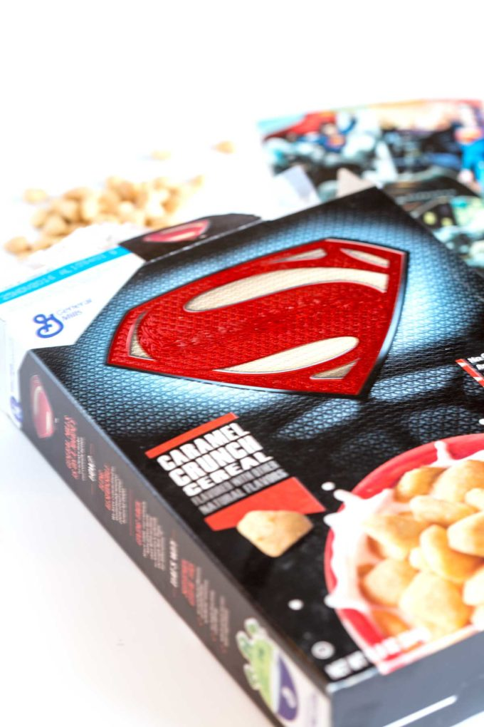 Superman-cereal