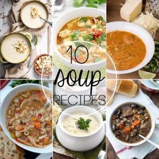 10 Soup Recipes!