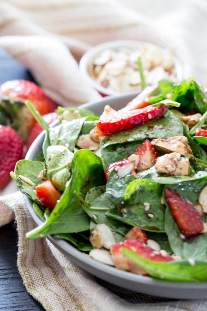Berry-Feta-Salad