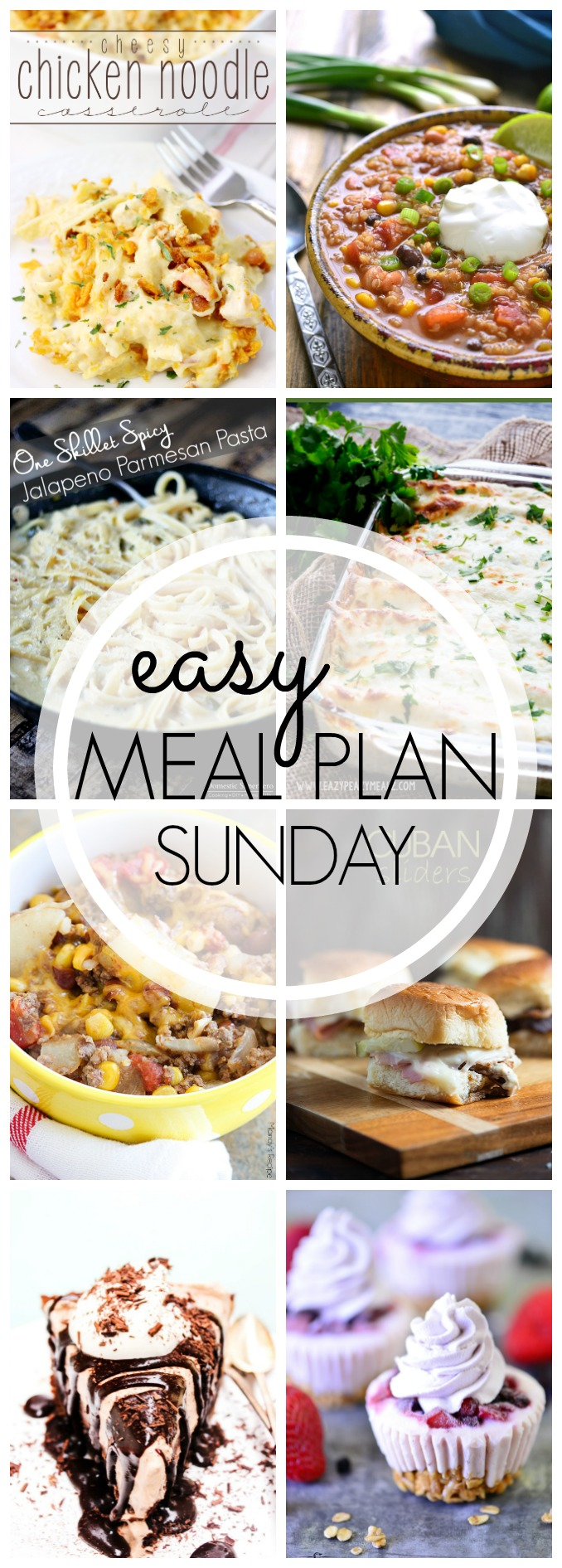 EASY MEAL PLAN PIN