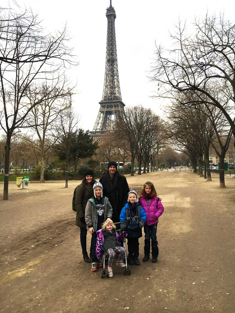 Family-in-Paris