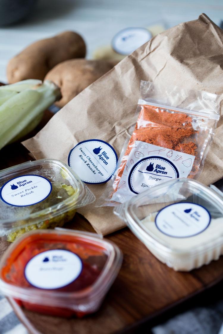 Blue apron packaging waste - Blue Apron Knick Knacks