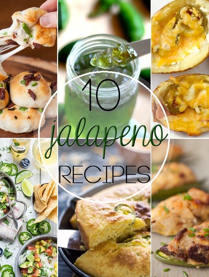 10 Jalapeno Recipes