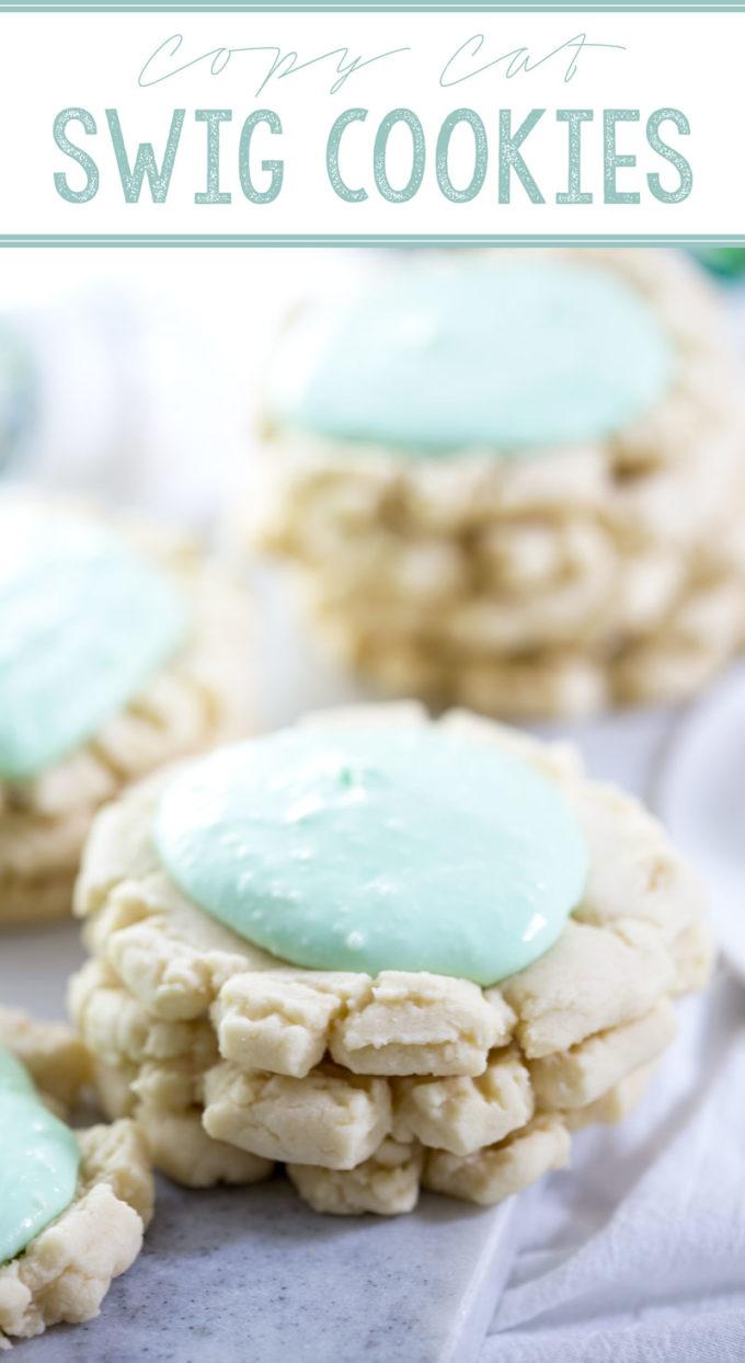 Copy Cat Swig Cookies