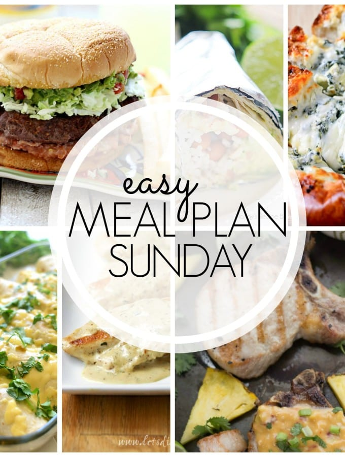 Easy Meal Plan 48
