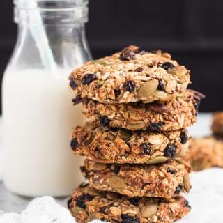 Grab and Go Breakfast Cookies