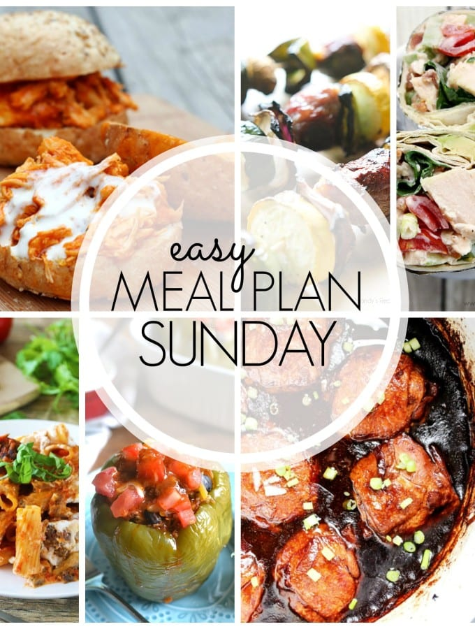 Easy Meal Plan 48 + MyConnectCare