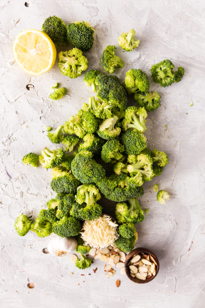 best ever broccoli ingredients