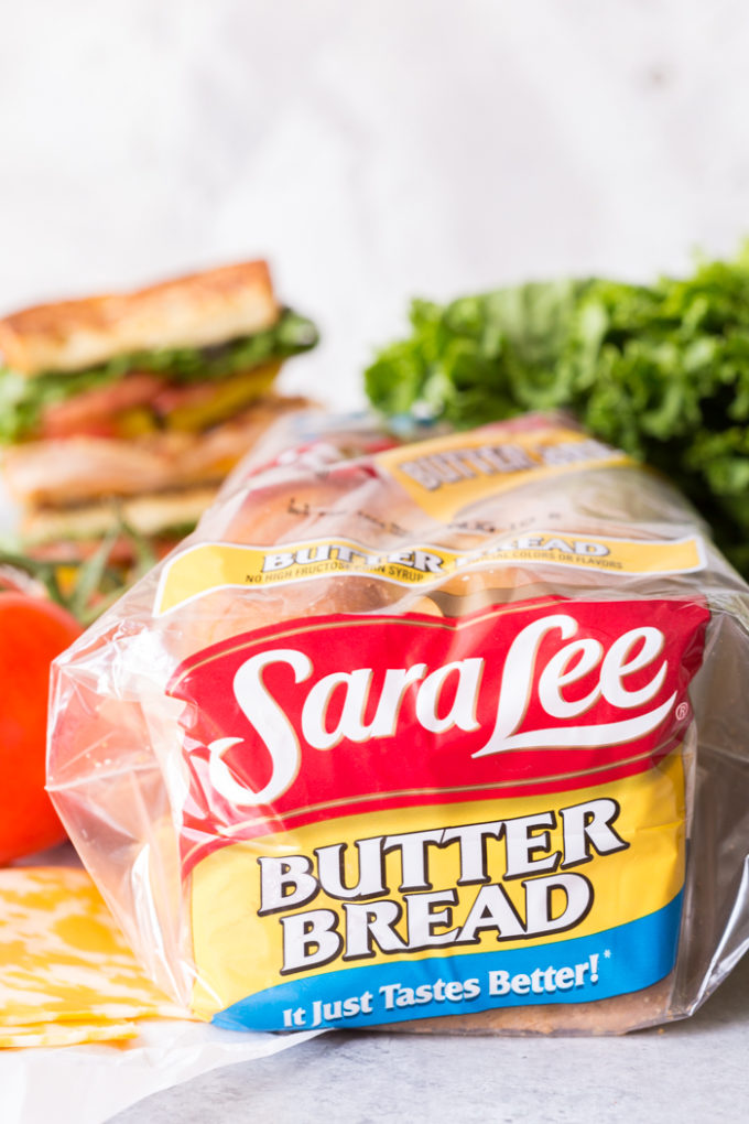 Sara Lee Butter Bread