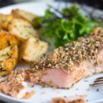 Dukkah-Spiced Baked Salmon Fillets In Content #3