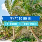 What to do in Fajardo Puerto Rico