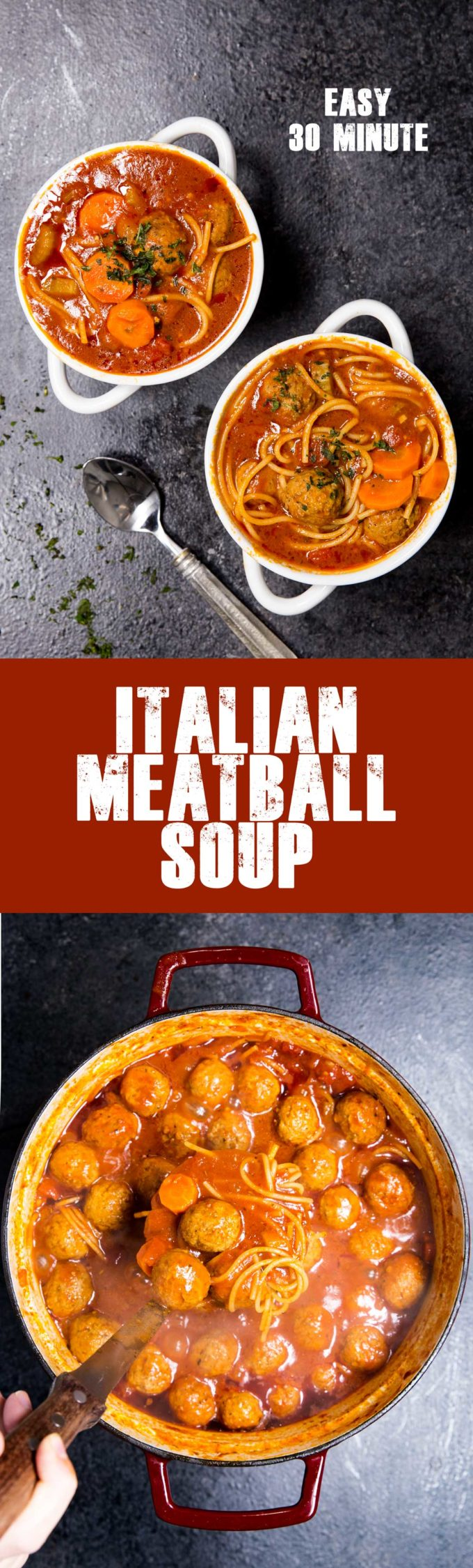 how to make meatball soup youtube