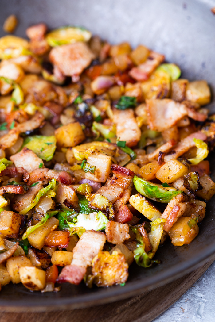 Breakfast Hash Keto Easy Peasy Meals