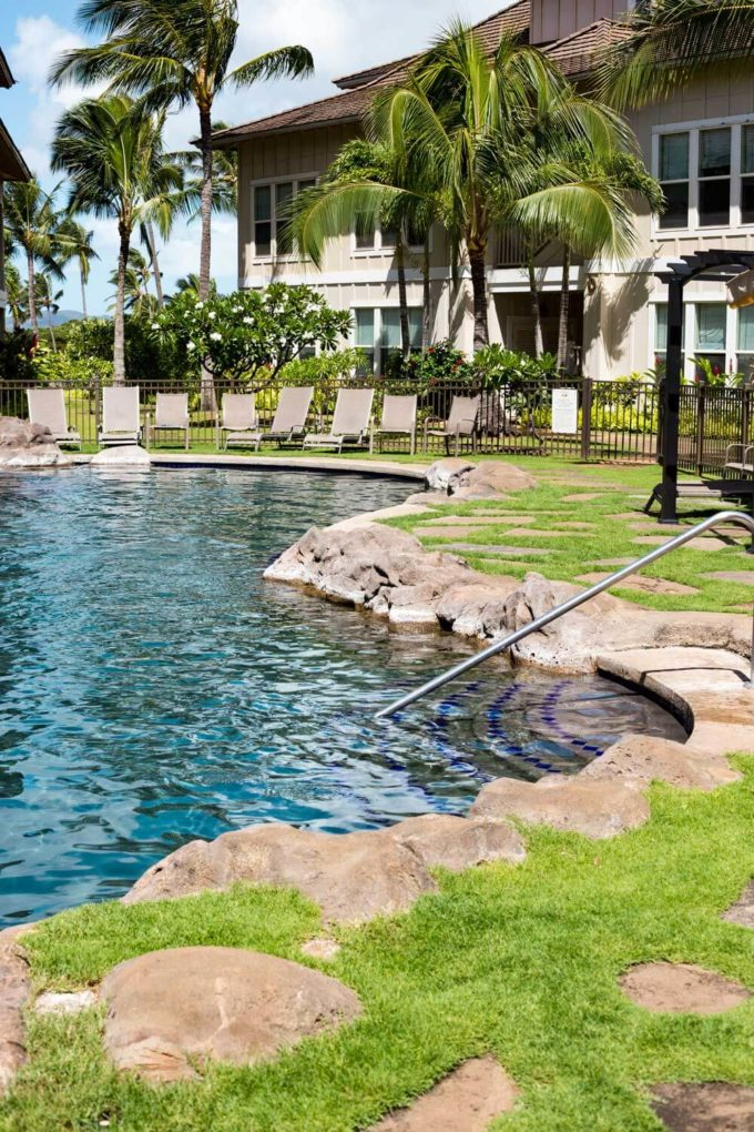 Villas at Poipu Kai in Kauai Hawaii are well located, spacious, and stunning.