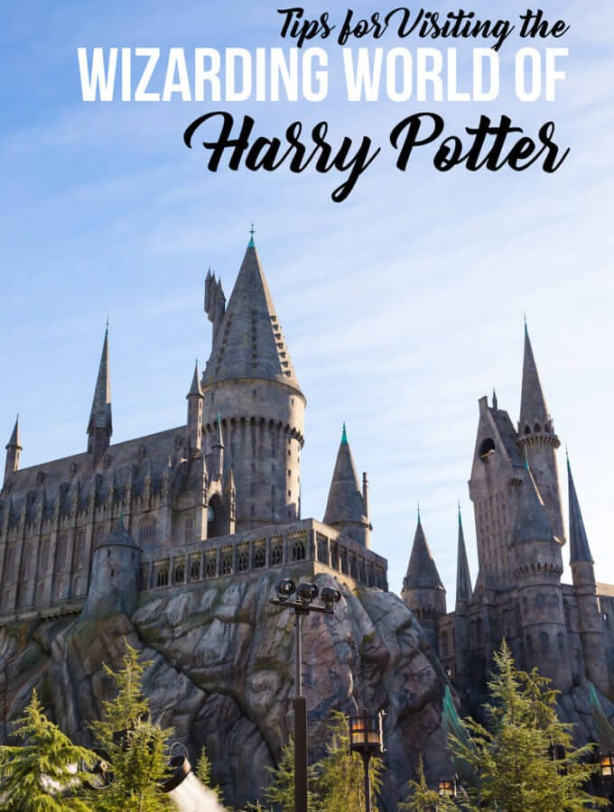 Tips for Visiting the Wizarding World of Harry Potter–Universal Studios Hollywood