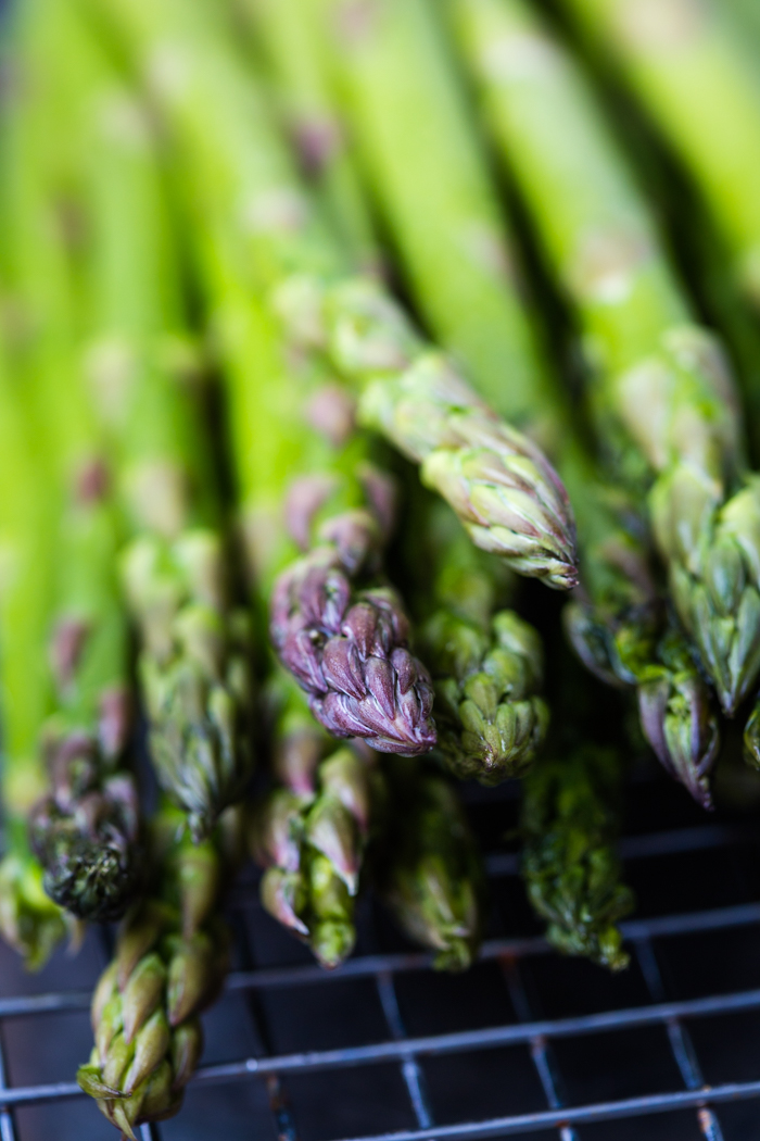 Asparagus is the perfect bacon wrapped asparagus