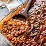 BBQ Baked Beans are easy and delicious