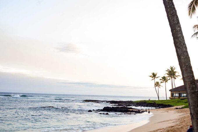 Beautiful Kauai beach escape