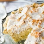 Coconut cream pie that is quick, easy, and delicious