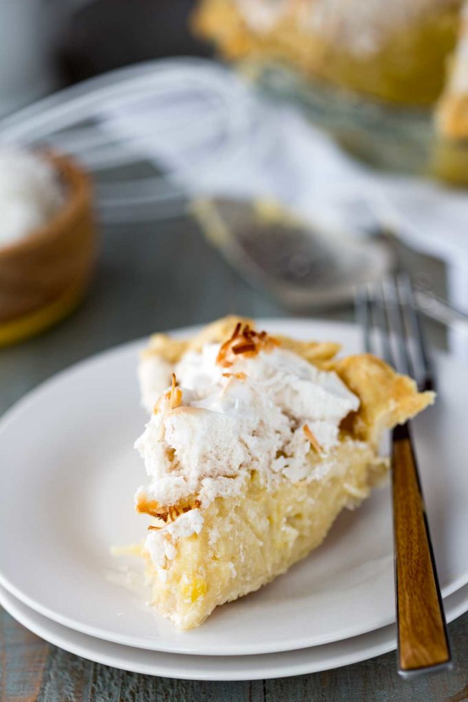 Better homes and gardens coconut cream pie for Better homes and gardens pie crust