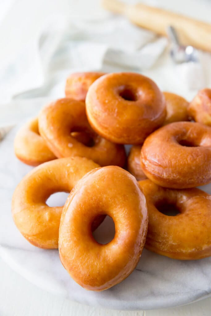 Krispy Kreme Copy Cat Doughnuts