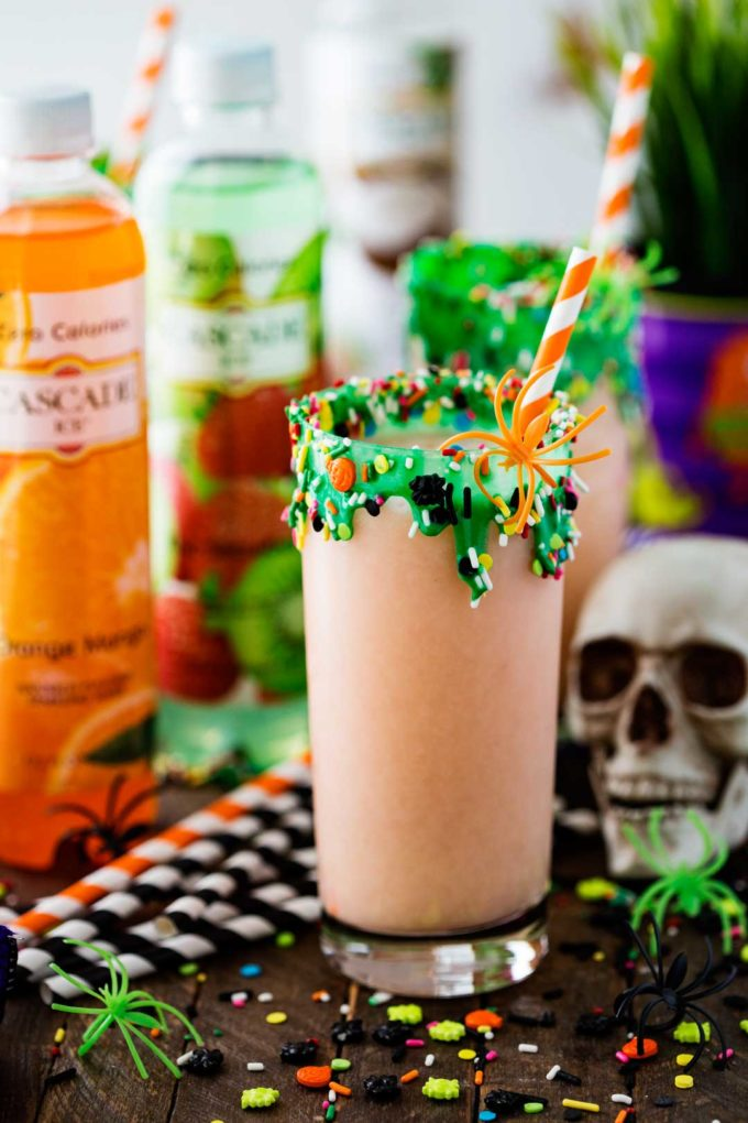 Swamp punch, Halloween drink!