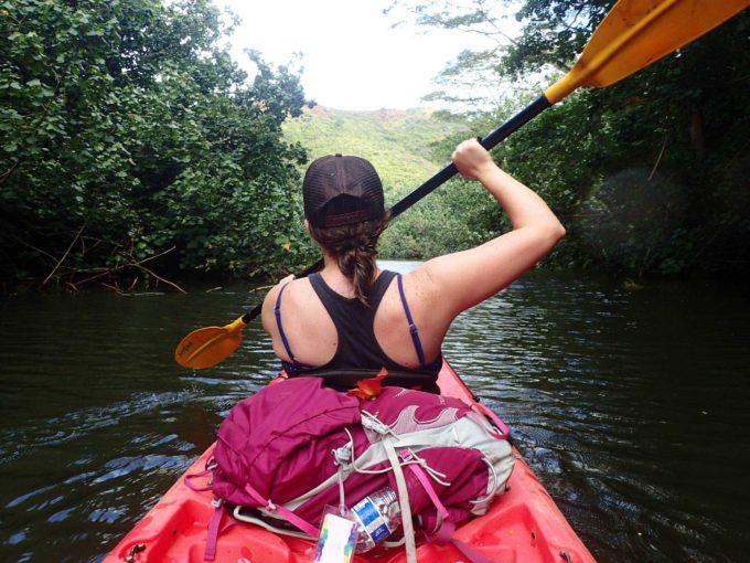 kayakRainbow