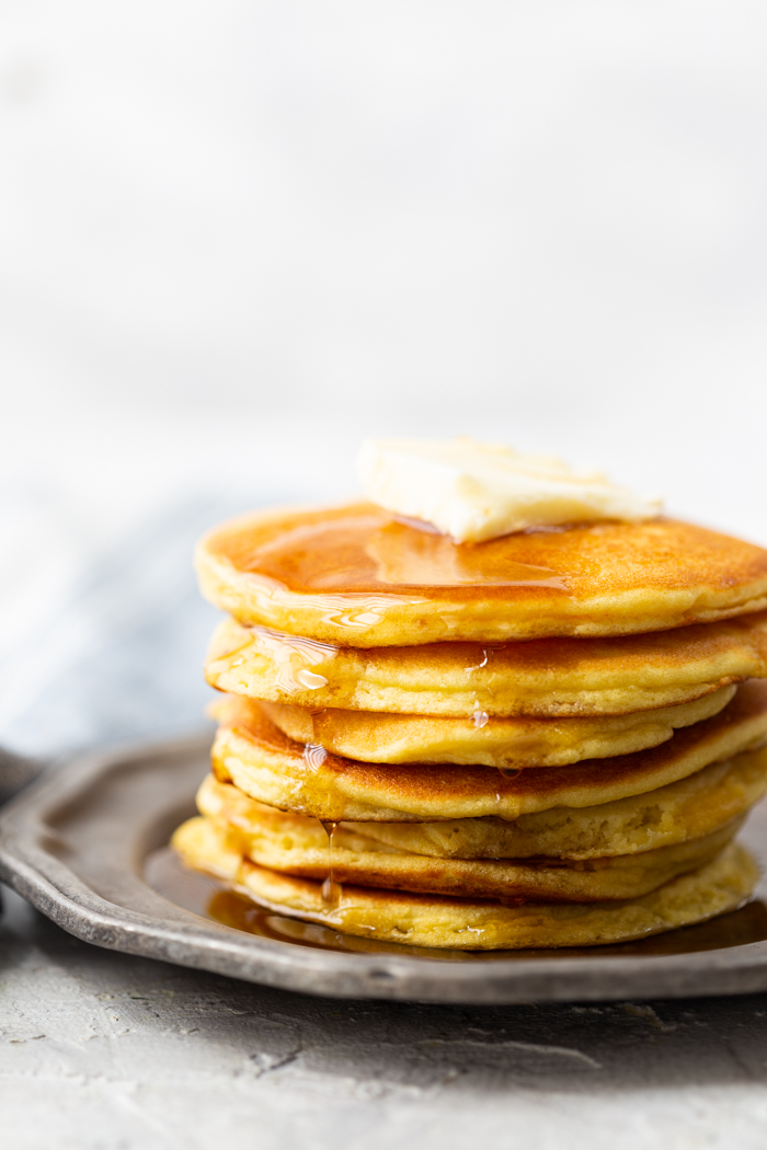 Keto Pancakes - Easy Peasy Meals