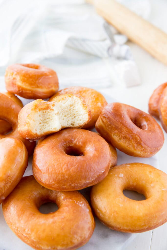 Krispy kream Copy cat recipe for doughnuts