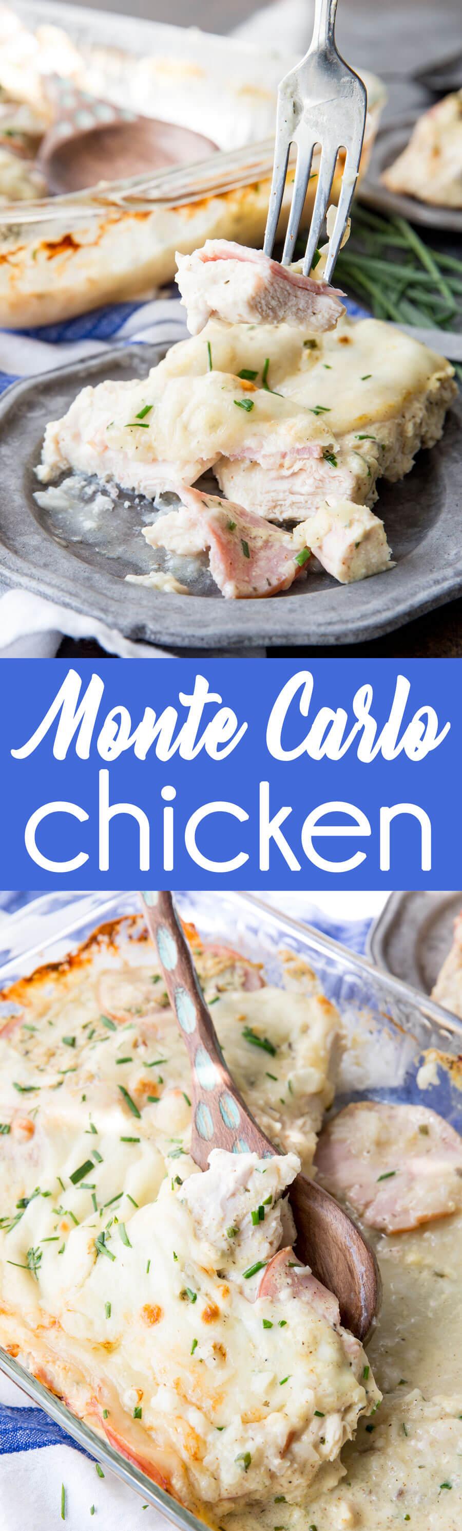 Monte Carlo Chicken Dinner