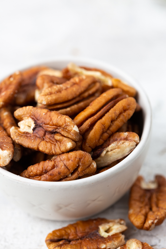 Pecans are a fantastic low carb snack, for a keto friendly diet