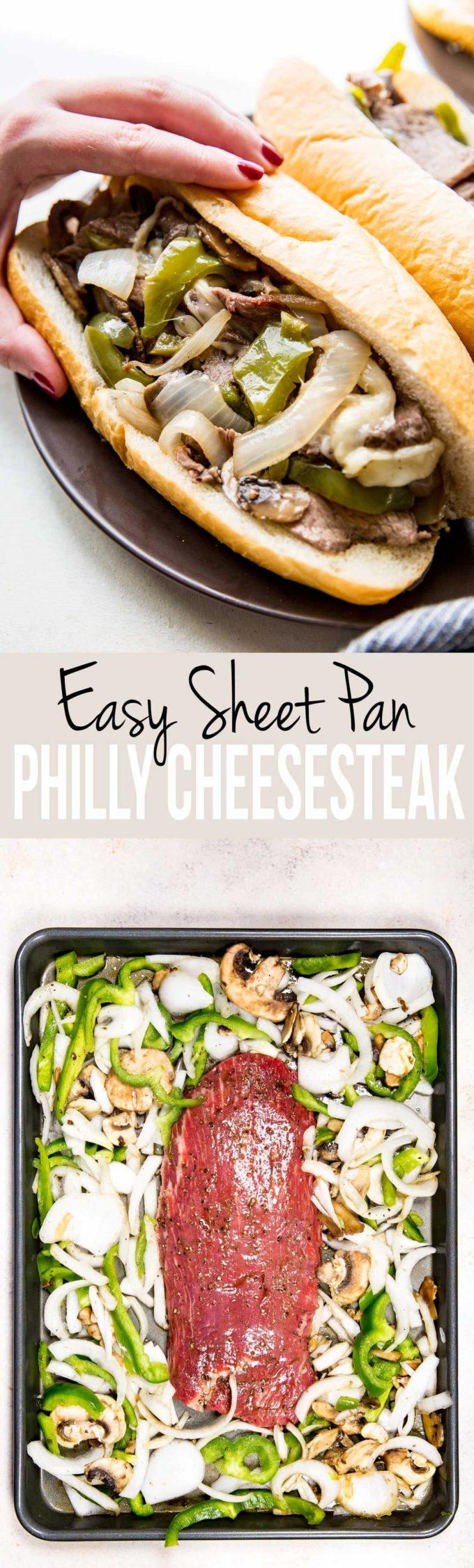recipe: flank steak philly sandwich [33]