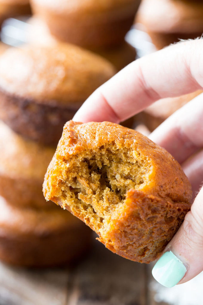 Easy Pumpkin Bread Using Spice Cake Mix