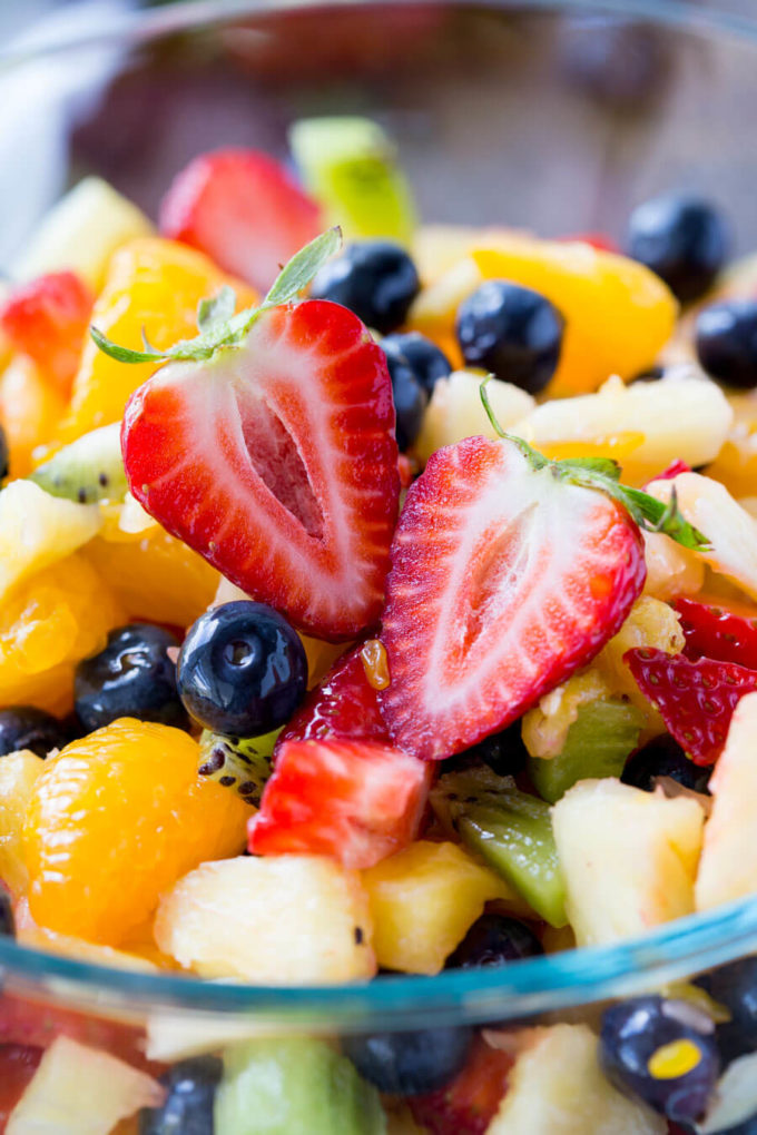 how to make a great fruit salad
