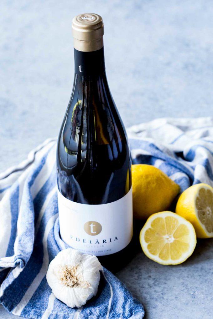 White garnacha wine