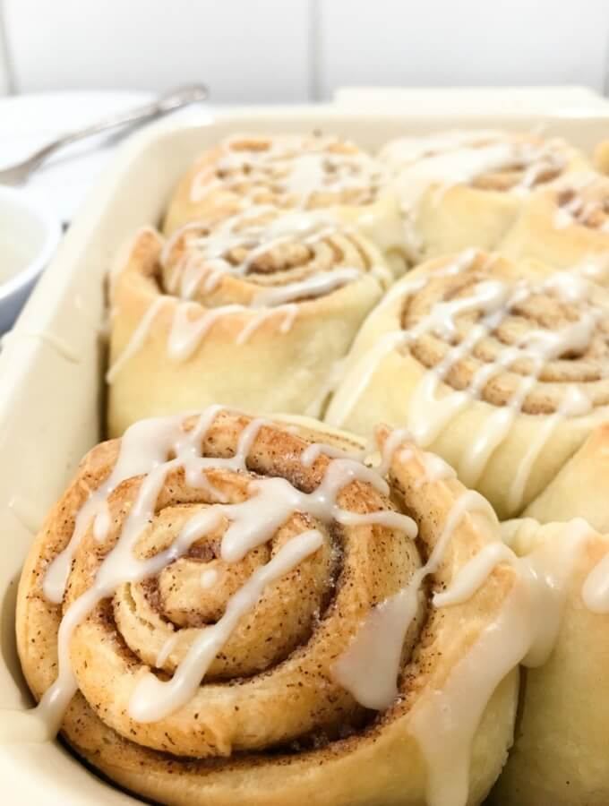 Simple Cinnamon Rolls