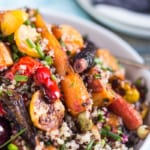 Quinoa and Roasted Vegetable Salad In content #2