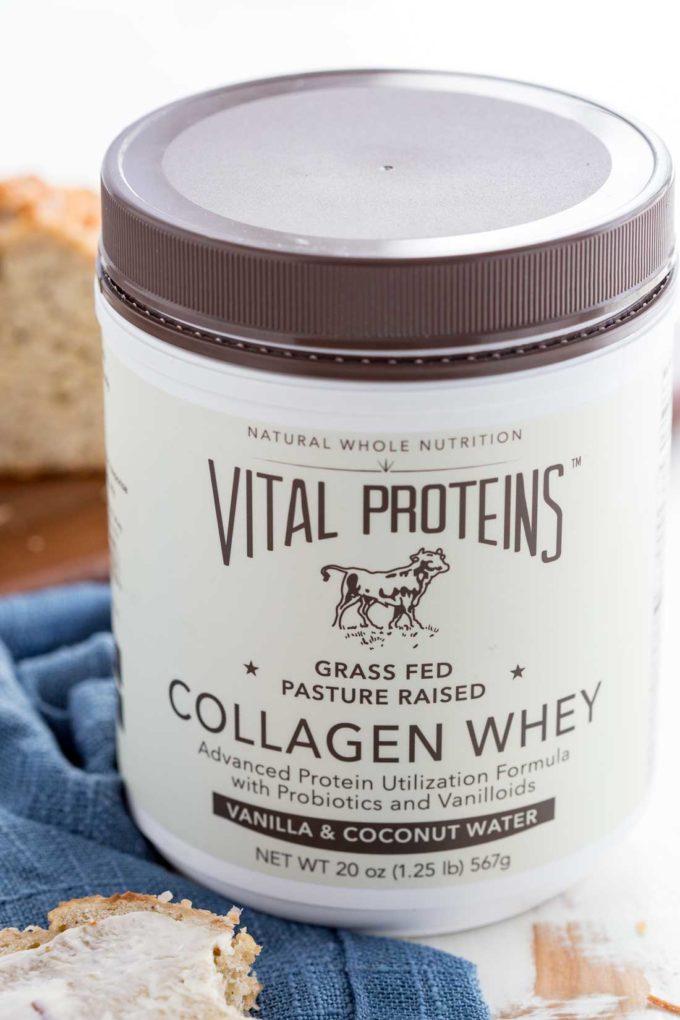 Collagen Whey Protein