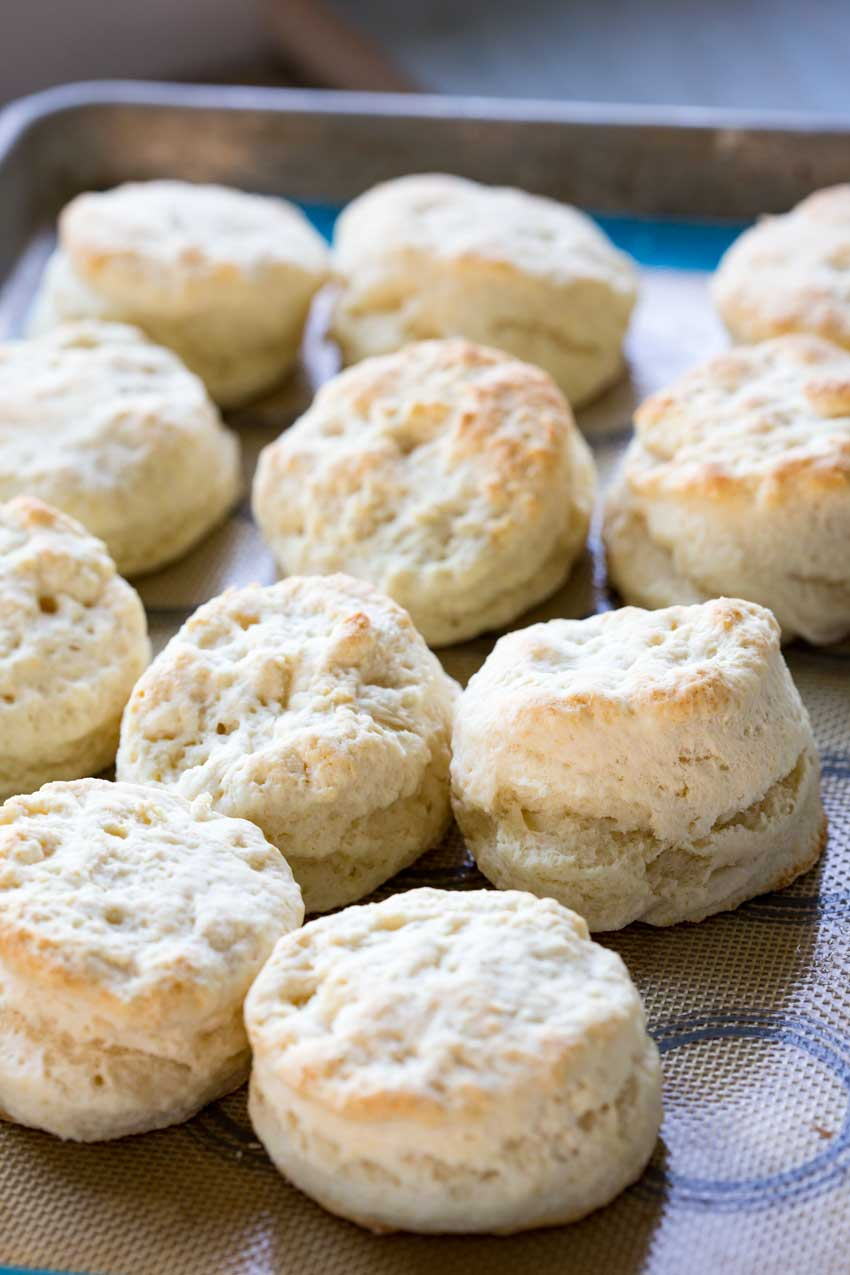 how to make soft biscuits