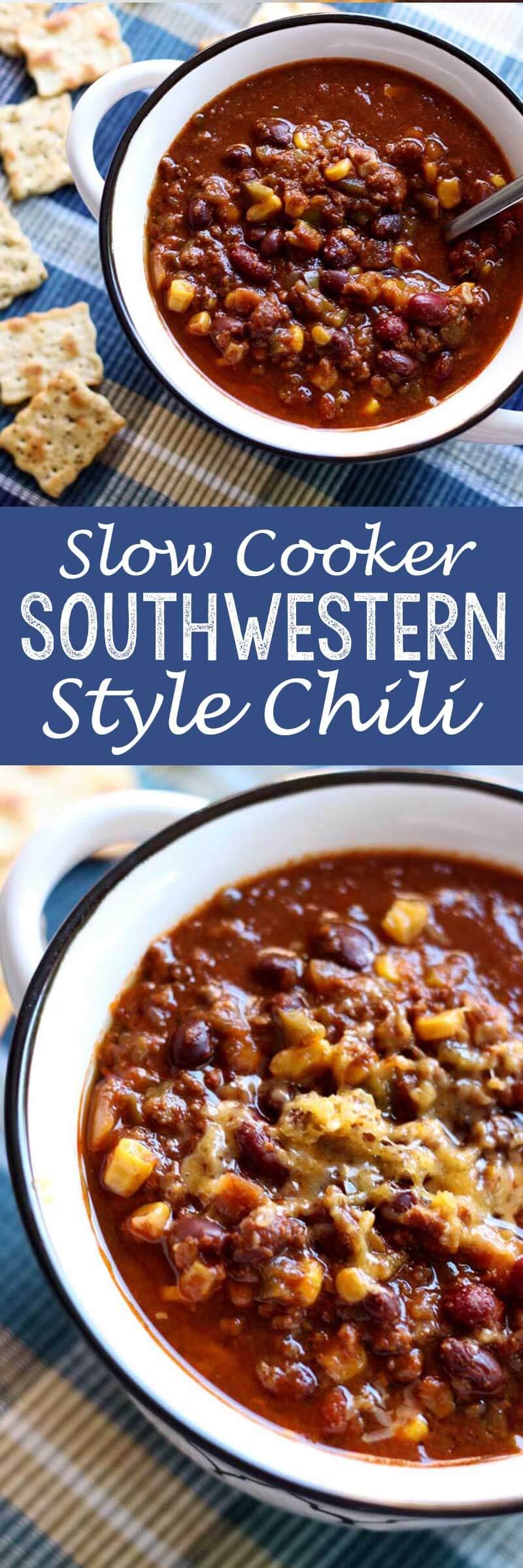 Slow-Cooker Monday: Arizona Chili forecast