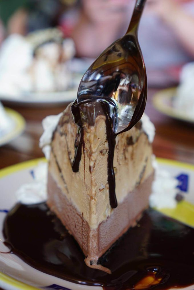 Hula Pie from Duke's Hawaii in Kauai
