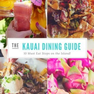 The Kauai Dining Guide: 10 Must Eat Stops on the Island