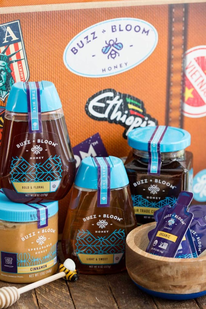 Buzz n Bloom Honey is amazing