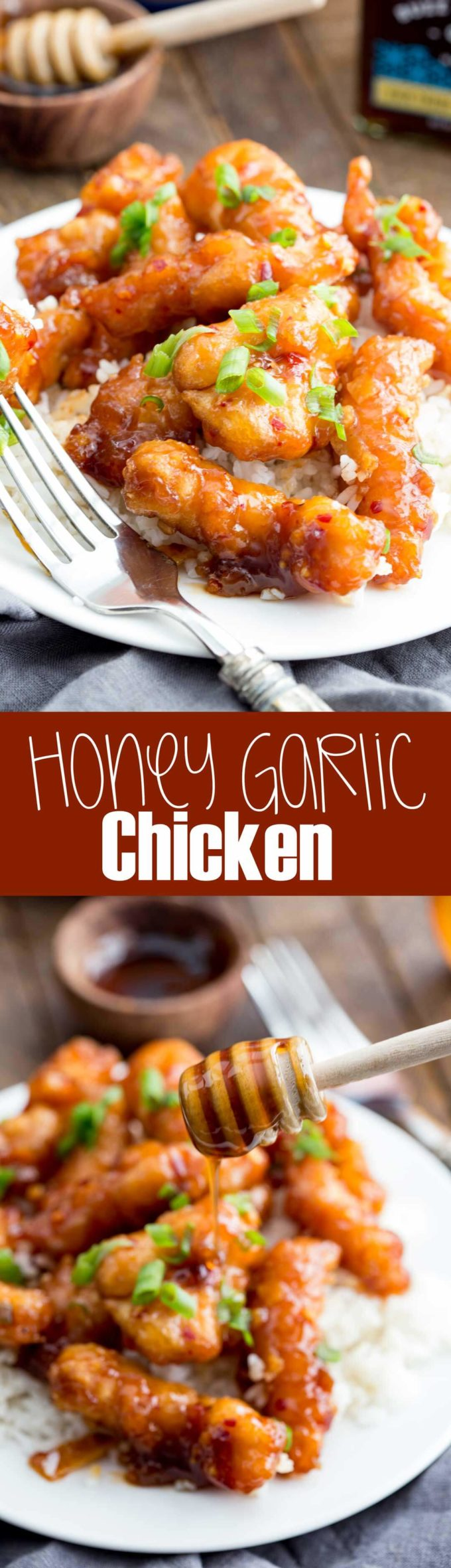 Stick honey chicken is the bomb! I served this to guests and they went insane for it. Yum! #ad #buzznbloom
