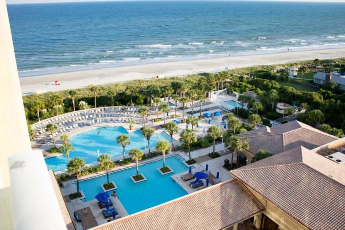 A foodie's Guide to Myrtle Beach where to stay, eat and play